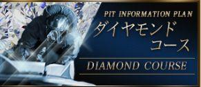 ピットのダイヤモンドコース