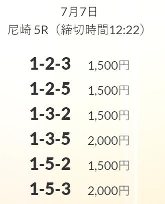 皇艇_無料情報_20210707