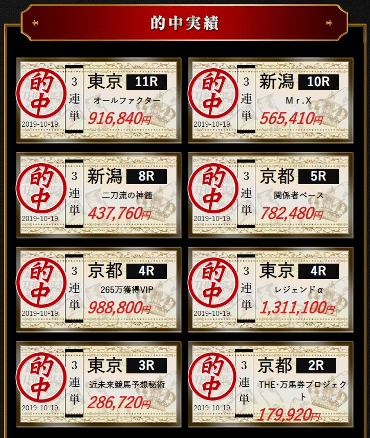 細川達成のTHE・万馬券_的中実績01
