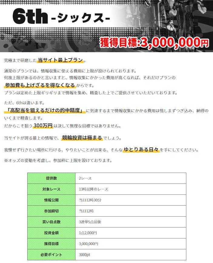 競輪ギア_有料予想_6th