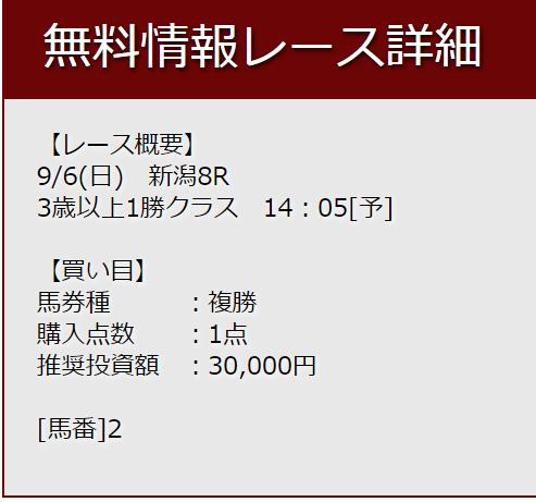 シャーロック_無料情報_9月6日