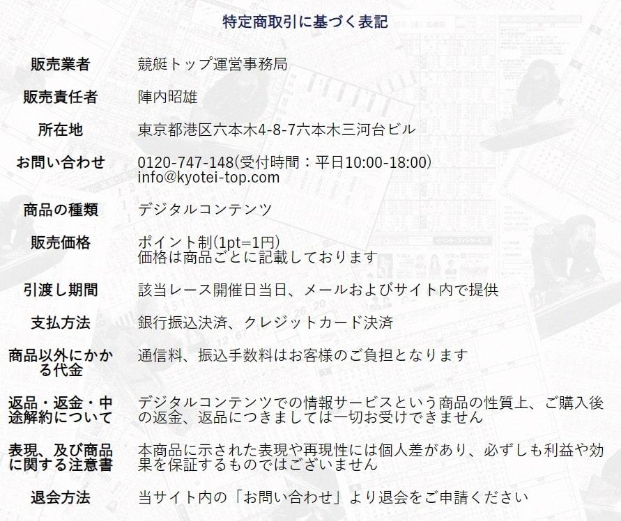 競艇トップ_特商法_悪徳ガチ検証Z