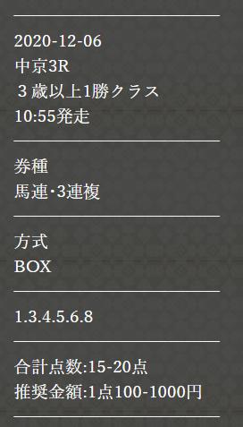 P4_無料予想_12月6日_中京競馬場3R