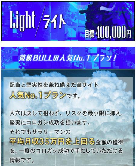 競艇ブル_有料予想_ライト