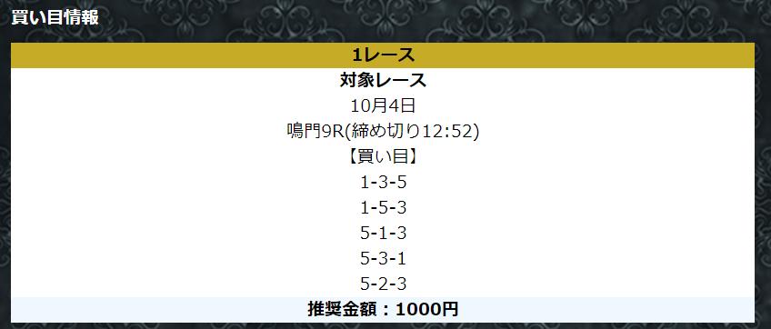 競艇 神舟_無料予想_10月4日