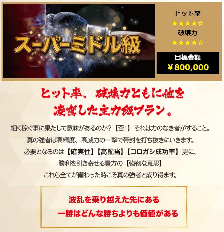 競艇チャンピオン_有料予想_スーパーミドル級