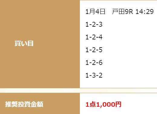 競艇チャンピオン_無料予想_1月4日