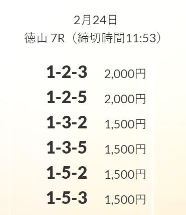 皇艇_無料情報_2021年2月24日