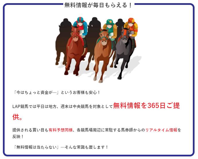 LAP競馬_特徴02