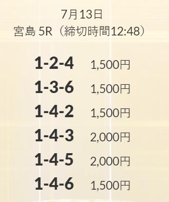 皇艇_無料情報_20210713