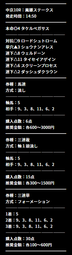 馬喰商會_無料情報_20210523_三連単