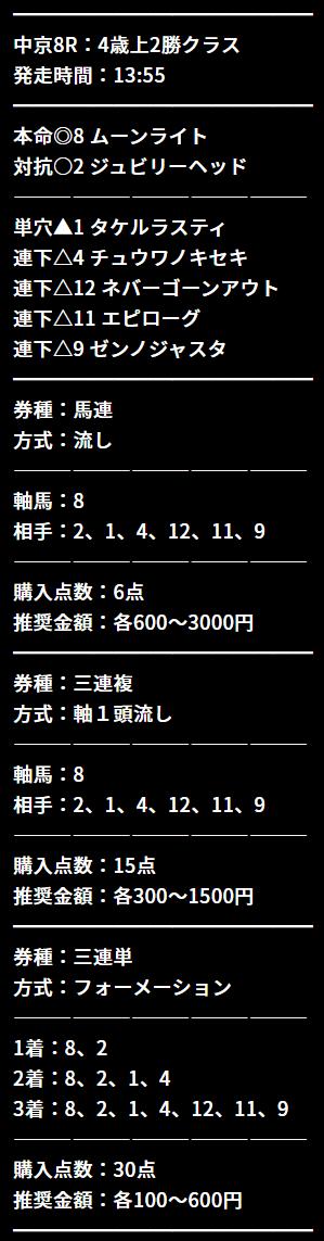 馬喰商會_無料情報_20210530_三連複