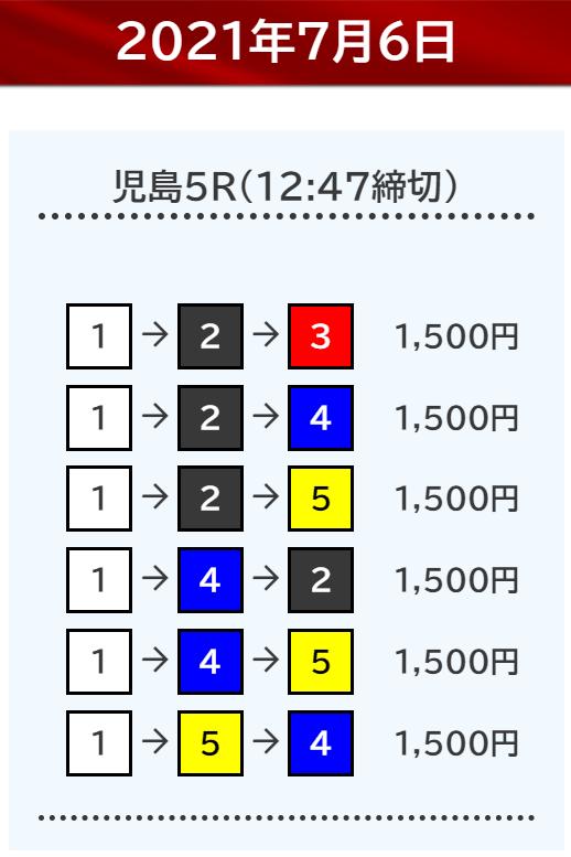 ボートワン_無料情報_20210706