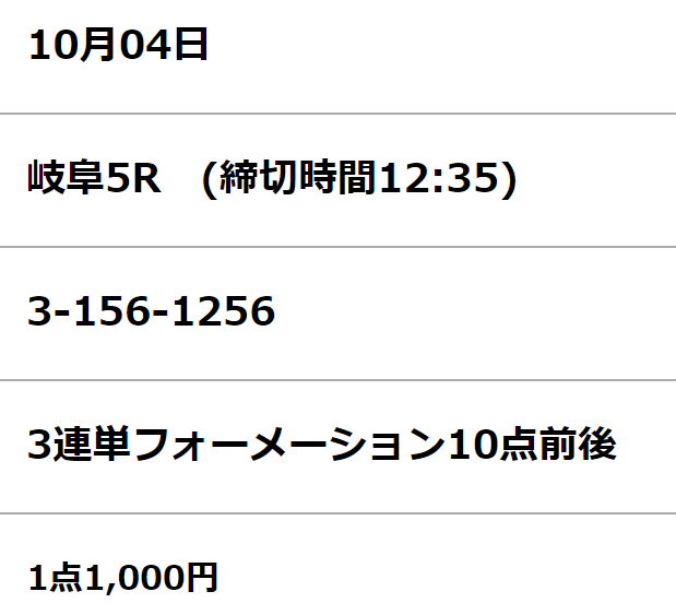 ケイリン宝箱_無料情報_20211004
