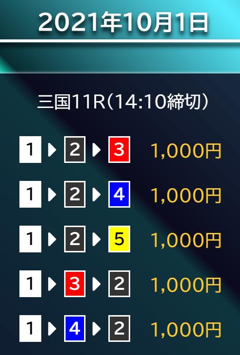 競艇サラリーマン_無料情報_20211001